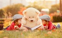 利用幼儿英语短文学习英语有什么优势?